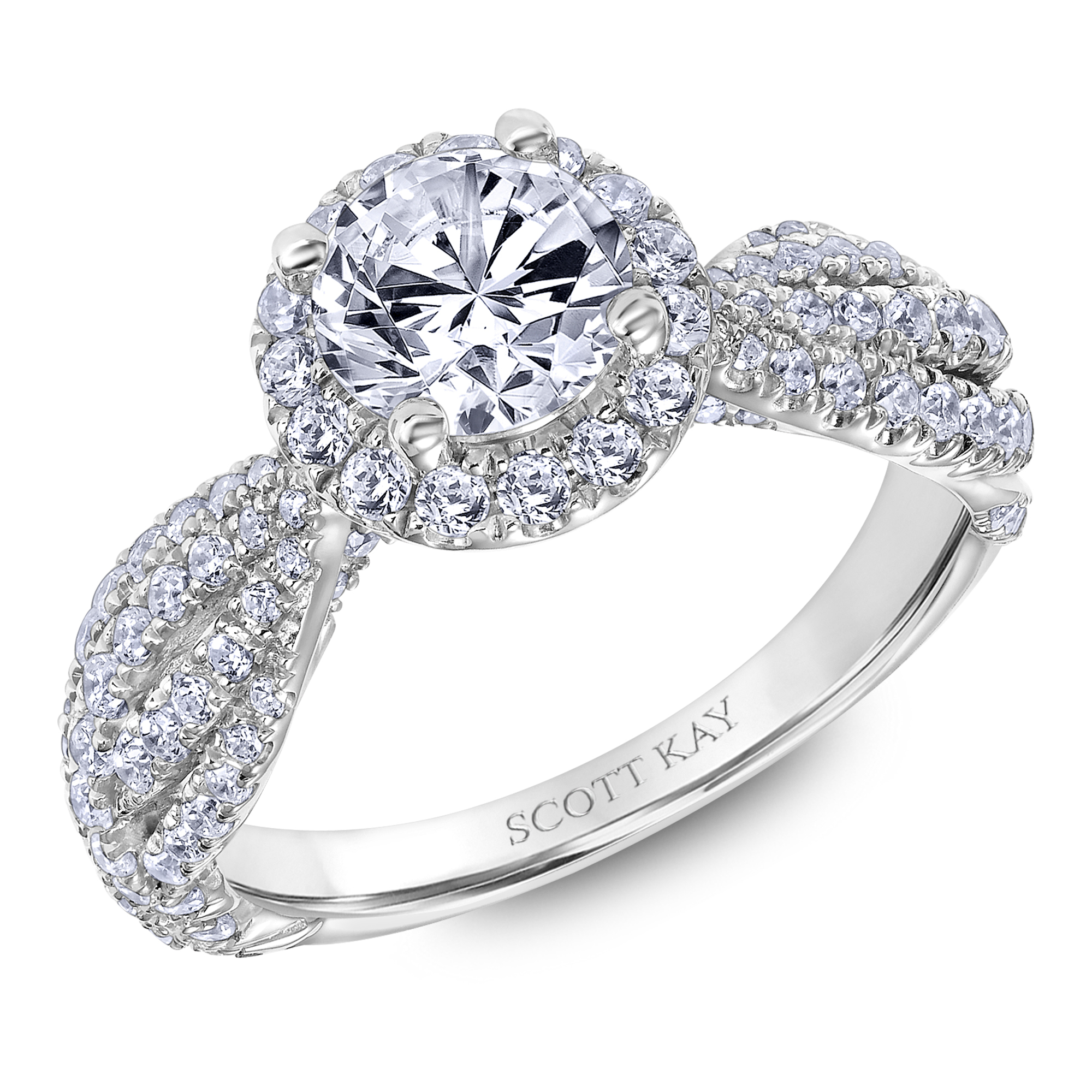 private rings scott collection pc golden the tulip engagement kay products jasmine