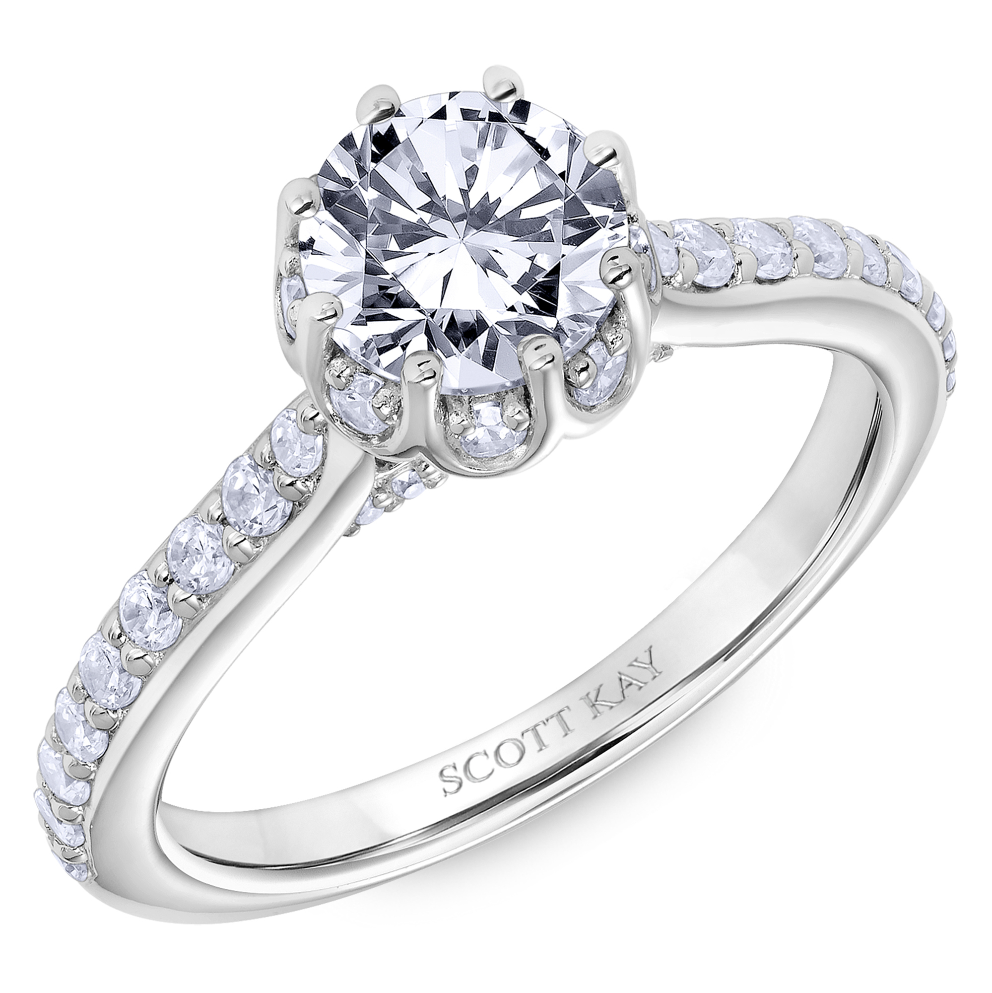 it of the this flower on rings pin halo love like s kay scott a ruffled engagement shape ring